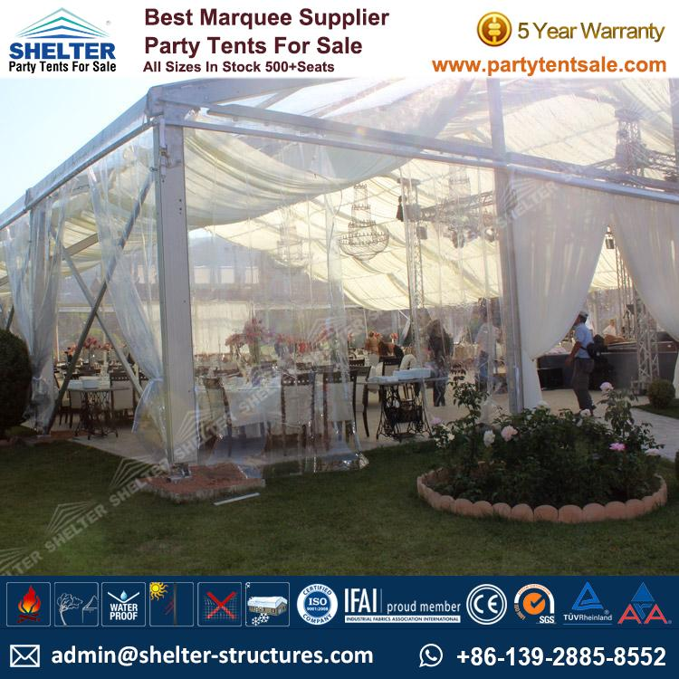 Wedding Tents For Sale: Event-Tents-Wedding-Marquee-Party-Tent-for-Sale-Shelter