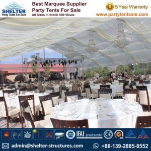 Party Tent For sale-100-500 Seater party gazebo tents-Shelter tent (86)