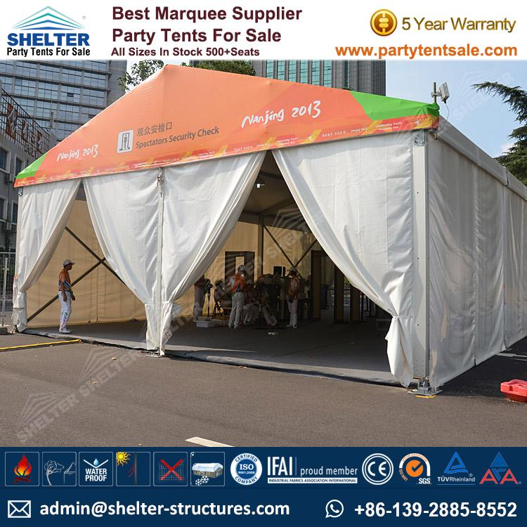 Outdoor canopy tent event marquee party tents for sale Cheap wall tents for sale