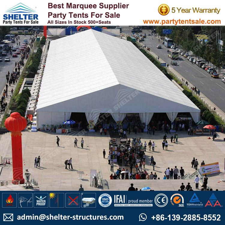 Commercial Used 30 x 180 Event Marquees Sales & Event Marquees - Commercial Tent - Party Tents for Sale