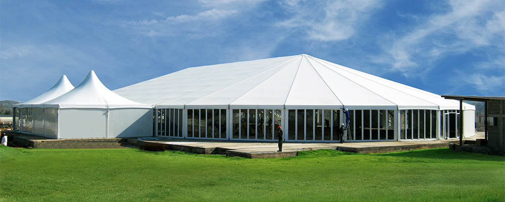 Mixed Party Tents