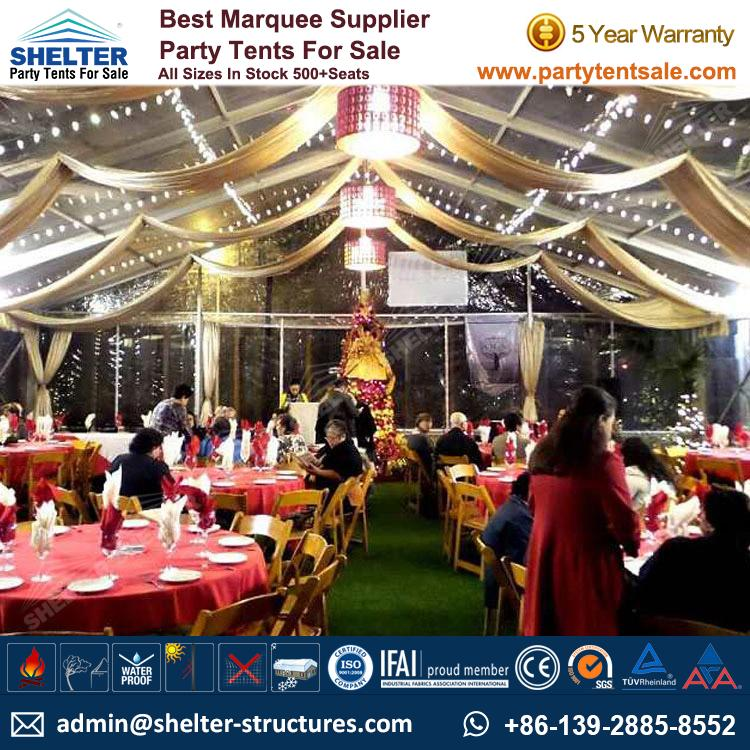 Transparent Tent for Wedding Reception : wedding reception tent - memphite.com