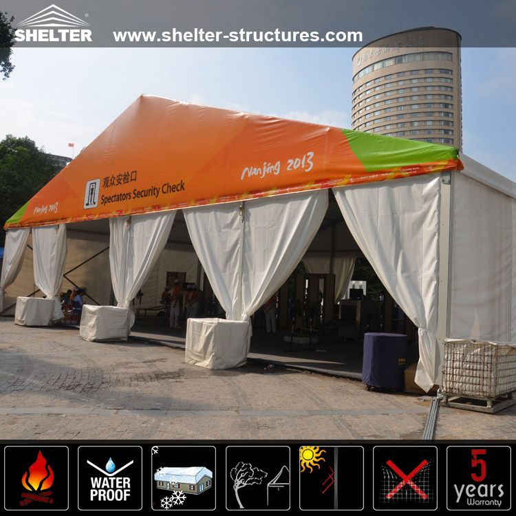 Outdoor sport event shade tent party tents for sale Cheap wall tents for sale
