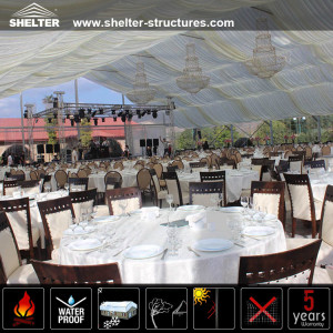 Large Event Tents-Wedding Marquee-Party Tent for Sale-Shelter Tent-46