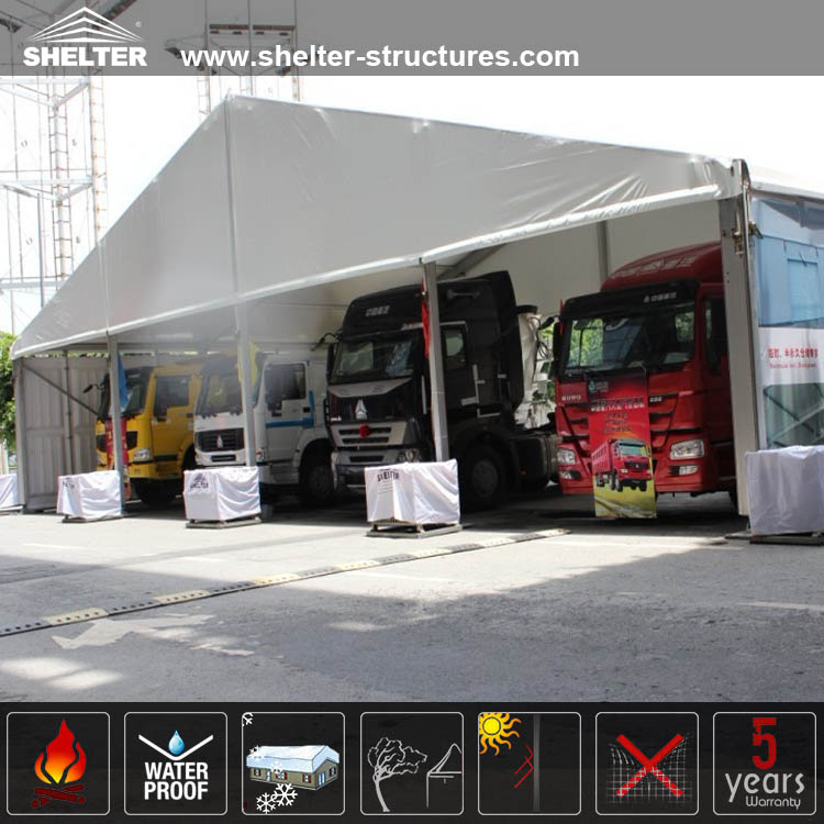 Large Tent-Warehouse Tents-Outdoor Storage Venue-Shelter Tent-15