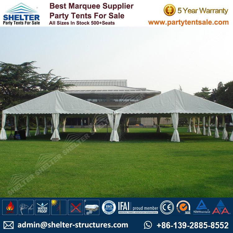 Small Tent For Wedding Reception 100-300ppl & Small Tent For Wedding Reception 100-300ppl - Wedding Tents