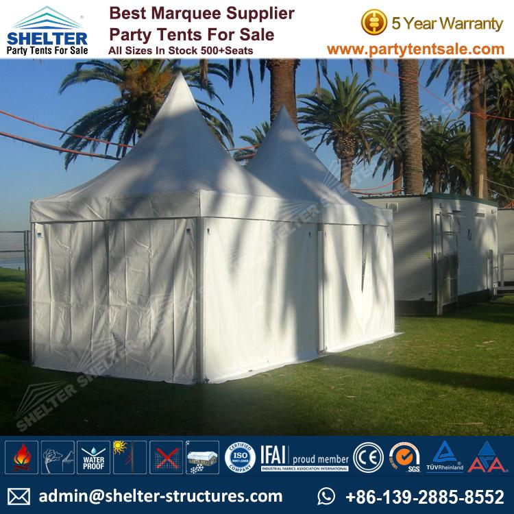 High Peak Marquee-Outdoor Gazebo Canopy Tents-Shelter Tent-104