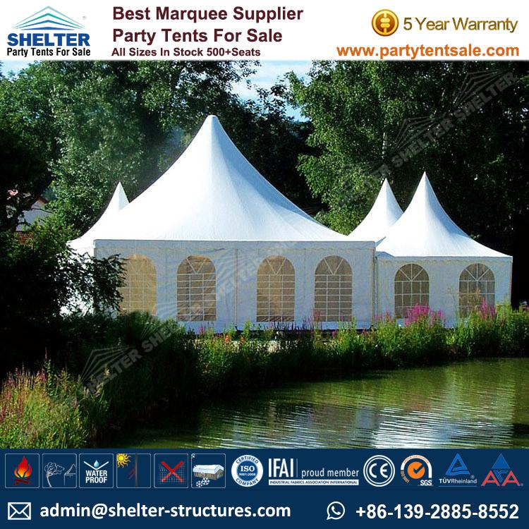 High Peak Marquee-Outdoor Gazebo Canopy Tents-Shelter Tent-109 : tents and marquees - memphite.com