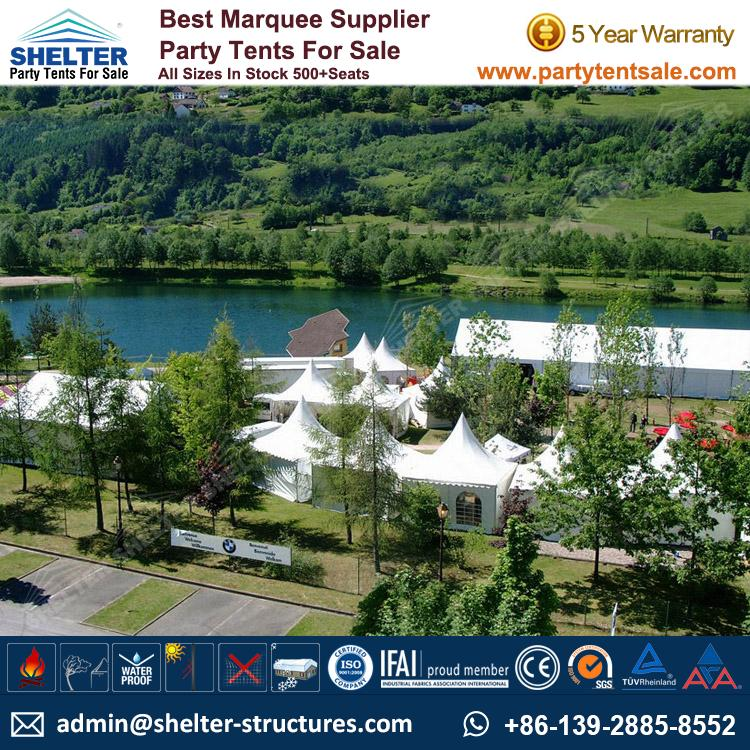 High Peak Marquee-Outdoor Gazebo Canopy Tents-Shelter Tent-161