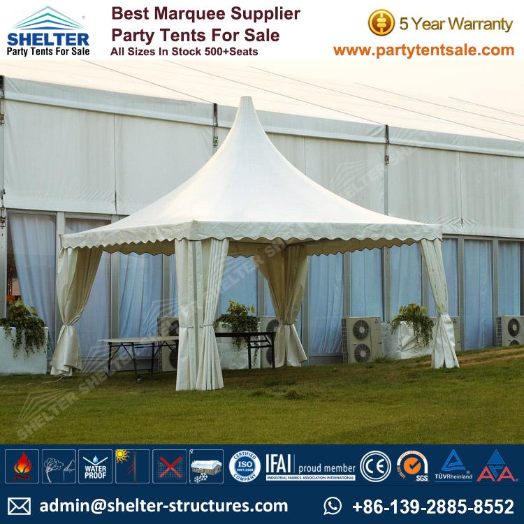 High Peak Marquee-Outdoor Gazebo Canopy Tents-Shelter Tent-119