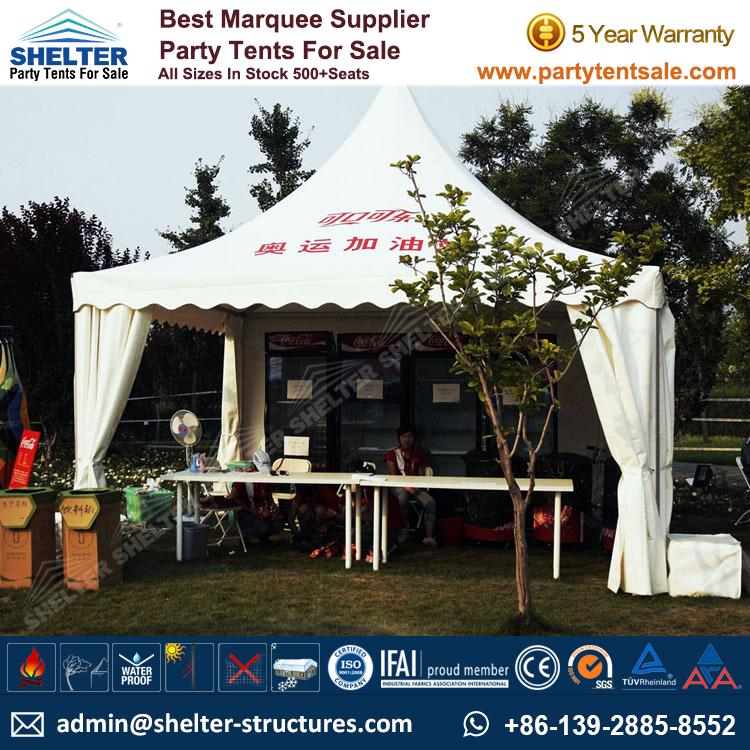 High Peak Marquee-Outdoor Gazebo Canopy Tents-Shelter Tent-170