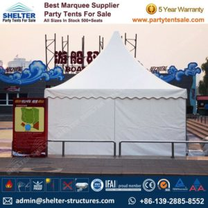 High Peak Marquee-Outdoor Gazebo Canopy Tents-Shelter Tent-146