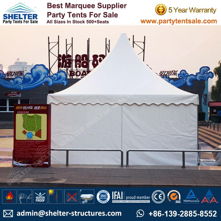 High Peak Marquee-Outdoor Gazebo Canopy Tents-Shelter Tent-167