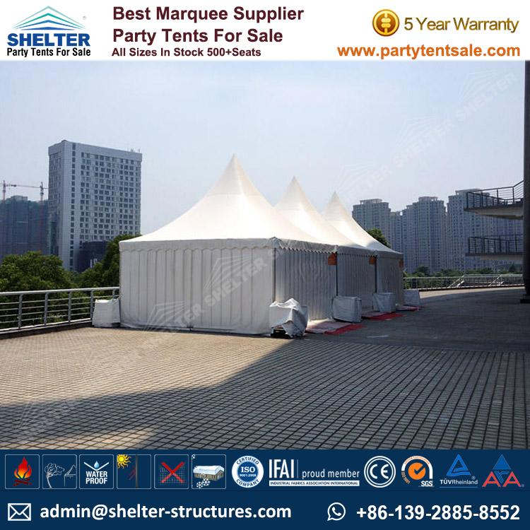 High Peak Marquee-Outdoor Gazebo Canopy Tents-Shelter Tent-148
