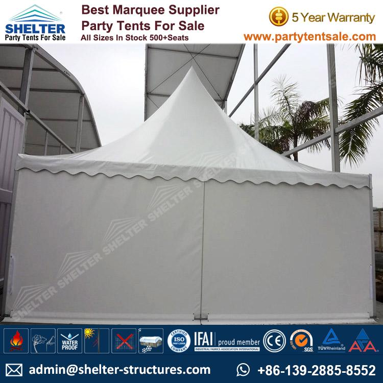 High Peak Marquee-Outdoor Gazebo Canopy Tents-Shelter Tent-147