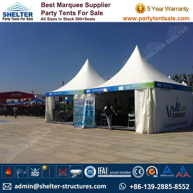 High Peak Marquee-Outdoor Gazebo Canopy Tents-Shelter Tent-152