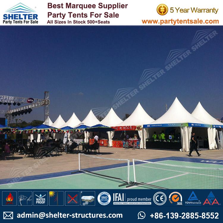 High Peak Marquee-Outdoor Gazebo Canopy Tents-Shelter Tent-153