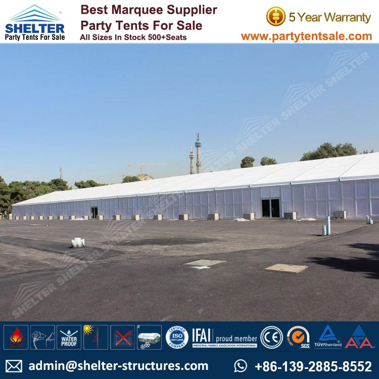Large Tent Warehouse Tents Outdoor Storage Venue Shelter