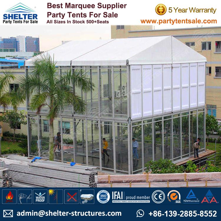 Double-Decker-Tent-Two-Story-Tents-Commercial-Tents-Event-Tent-Wedding-Marquee-Party-Tent-for-Sale-Shelter-Tent-2