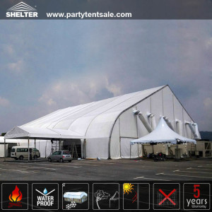 TFS Structures-Event Marquee-Shelter Tent-01