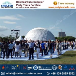 SHELTER Geodesic Dome Tent - Event Domes - geodesic dome tent for sale  Geodome for Party - Gedesic Structures for Sale -6