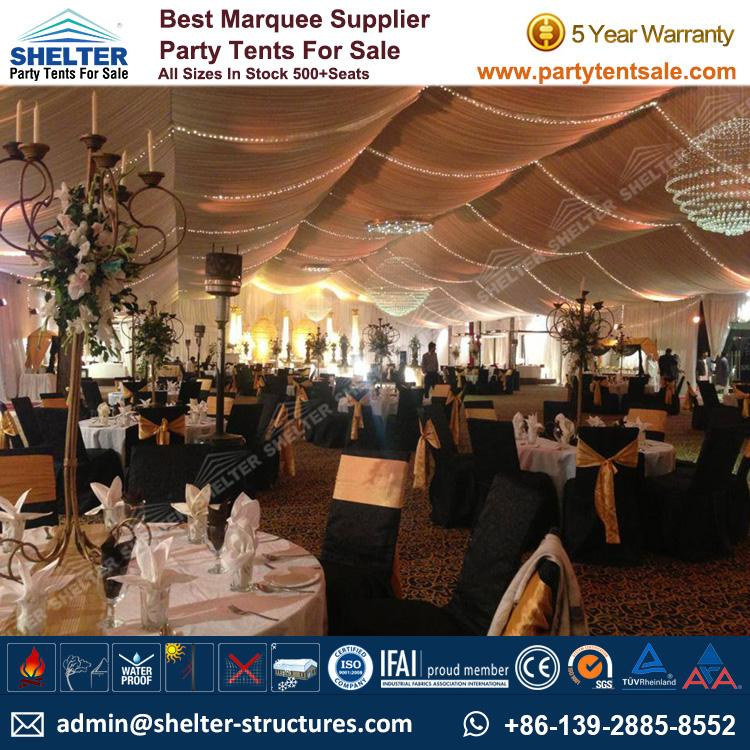 20x30 Party Tent Luxury Wedding Reception Tent Party Tent Sale