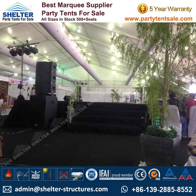 Large Exhibition Tent for Handicraft Festival & Exhibition Tent | Tent for Exhibitions | Party Tent Sale