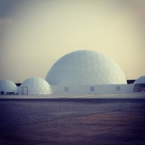 geodesic domes - dome tents for sale-hemisphere tent - 1