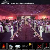 wedding reception tent - tent for wedding - wedding marquee - shelter tent - 1