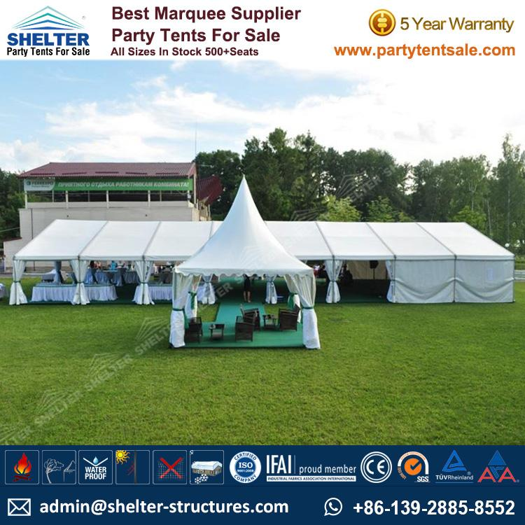 250 sqm party gazebos shelter wedding marquee party tent sale rh partytentsale com canopies tents for sale seek outside tents for sale