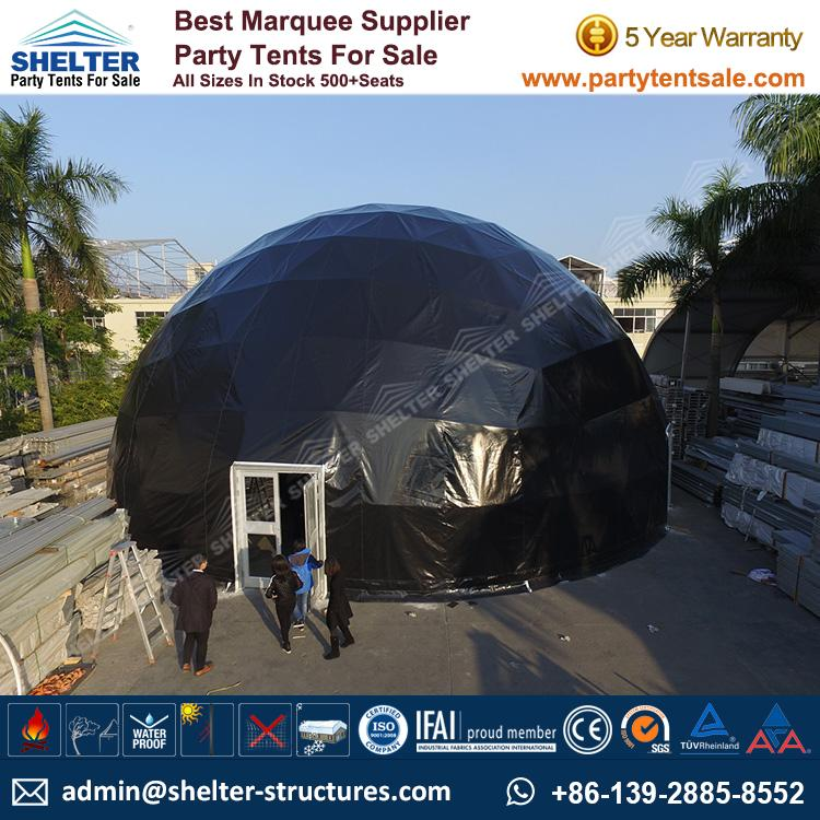 ShelterTent - Geodesic Dome Tent for Sale - Geodesic Dome - Dome - Dome Tent for Sale - Fabric Dome - Frame Dome Tent - Event Dome - Party Tent Sale(3)