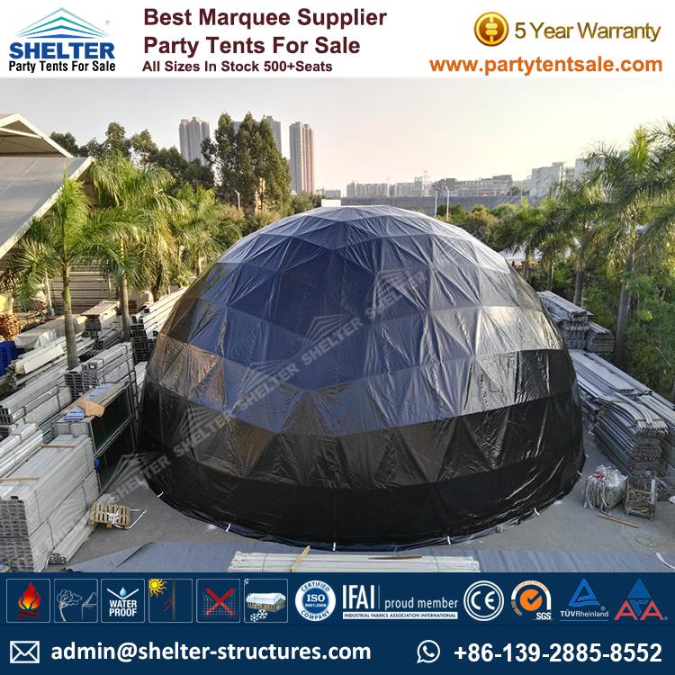 ShelterTent - Geodesic Dome Tent for Sale - Geodesic Dome - Dome - Dome Tent for Sale - Fabric Dome - Frame Dome Tent - Event Dome - Party Tent Sale (4)