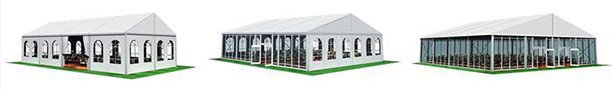 M Series - Party Marquee - Wedding Tent - Shelter Party Tent Sale (1)