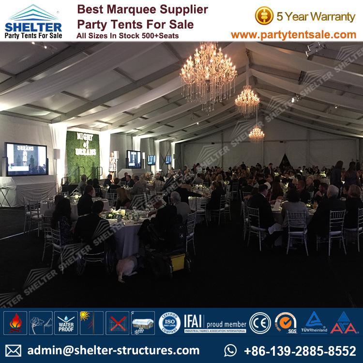 Banquet Tent - Shelter Party Tent Sale - Party Tent - Party Marquee - Wedding Marquee - Tent for Wedding - Reception Tent - Party Tent for Sale (80)