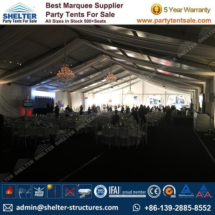 Banquet Tent - Shelter Party Tent Sale - Party Tent - Party Marquee - Wedding Marquee - Tent for Wedding - Reception Tent - Party Tent for Sale (81)
