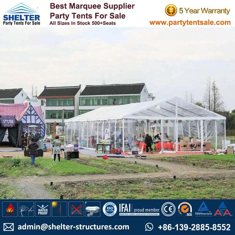 Shelter Party Tent Sale - 10 x 20 Party Tent for Sale - Party Tent - Party Marquee - Wedding Marquee - Tent for Wedding - Reception Tent - Party Tent for Sale (87)