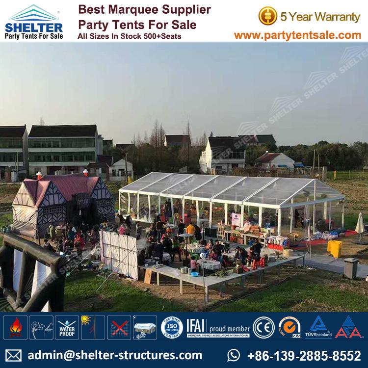 Shelter Party Tent Sale - 10 x 20 Party Tent for Sale - Party Tent - Party Marquee - Wedding Marquee - Tent for Wedding - Reception Tent - Party Tent for Sale (88)