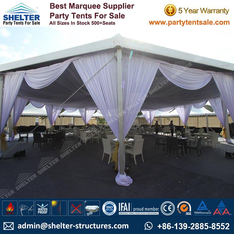 Marquee Wedding Sydney - Shelter Party Tent Sale - Polygon Tent - Polygonal Marquee - Marquee for Sale - Party Tent for Sale (2)