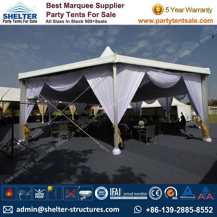... Marquee Wedding Sydney - Shelter Party Tent Sale - Polygon Tent - Polygonal Marquee - Marquee & Marquee Wedding Sydney - Decagon Tent for Sale - Party Tent Sale