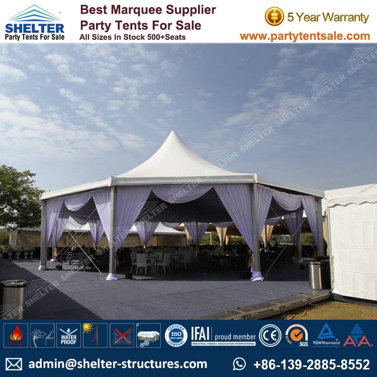 official photos 5c084 d72a7 Marquee Wedding Sydney - Decagon Tent for Sale - Party Tent Sale