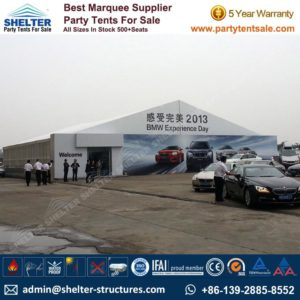 Auto Show Tent - Shelter Party Tent Sale - Event Marquee - Event Tent - Commercial Tent - Tent for Event - Party Tent for Sale (54)