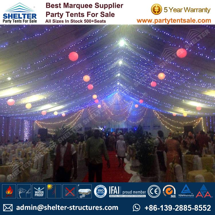 Wedding Tents for Ceremony - Shelter Party Tent Sale - Party Tent - Party Marquee - Wedding Marquee - Tent for Wedding - Reception Tent - Party Tent for Sale (32)