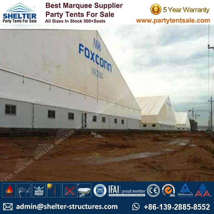 Storage Tent Australia - Shelter Party Tent Sale - Warehouse Tent - Storage Tent - Tent for Storage - Temporary Structure - Party Tent for Sale (2)