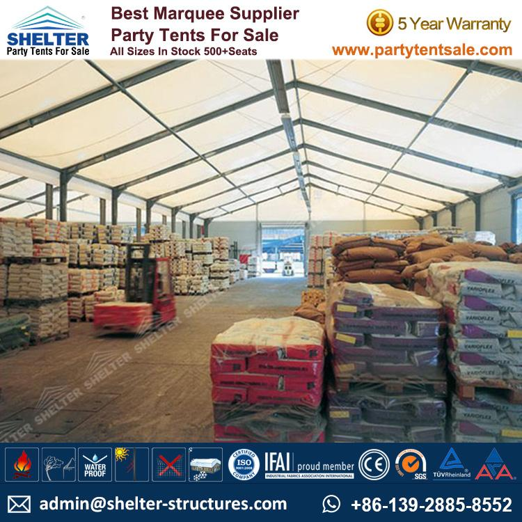 Storage Tent Australia - Shelter Party Tent Sale - Warehouse Tent - Storage Tent - Tent for Storage - Temporary Structure - Party Tent for Sale (24)