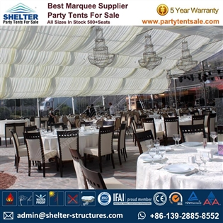 Wedding Tents for Ceremony - Shelter Party Tent Sale - Party Tent - Party Marquee - Wedding Marquee - Tent for Wedding - Reception Tent - Party Tent for Sale (108)