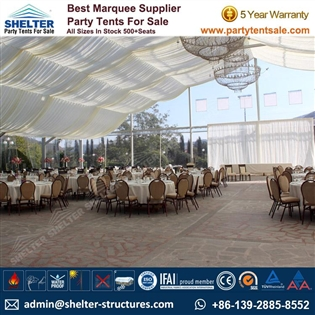 Wedding Tents for Ceremony - Shelter Party Tent Sale - Party Tent - Party Marquee - Wedding Marquee - Tent for Wedding - Reception Tent - Party Tent for Sale (110)