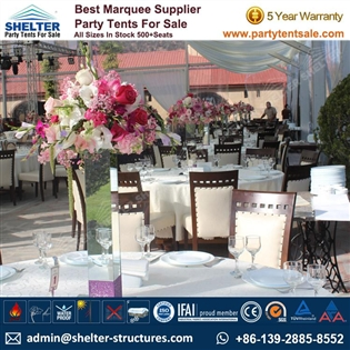 Wedding Tents for Ceremony - Shelter Party Tent Sale - Party Tent - Party Marquee - Wedding Marquee - Tent for Wedding - Reception Tent - Party Tent for Sale (111)