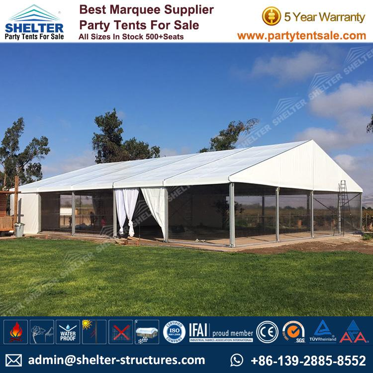 Tent for Backyard Party - Shelter Party Tent Sale - Party Tent - Party Marquee - Wedding Marquee - Tent for Wedding - Reception Tent - Party Tent for Sale (139)