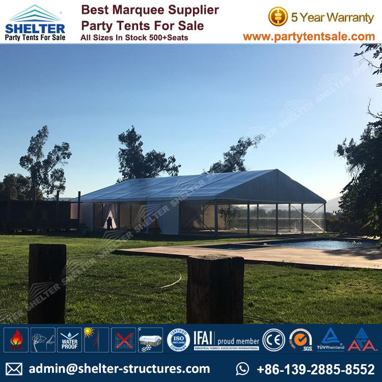 Tent for Backyard Party - Shelter Party Tent Sale - Party Tent - Party Marquee - Wedding Marquee - Tent for Wedding - Reception Tent - Party Tent for Sale (141)