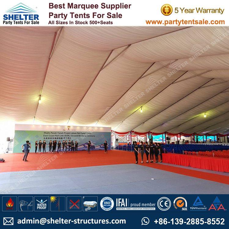 Shelter Party Tent Sale - White Event Tent - Event Marquee - Event Tent - Commercial Tent - Tent for Event - Party Tent for Sale (290)